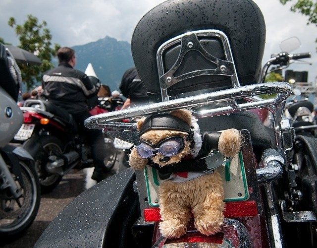 bmw motocykla misiu