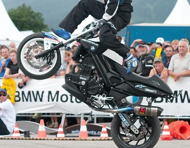 chris stuntshow bmw motorrad days
