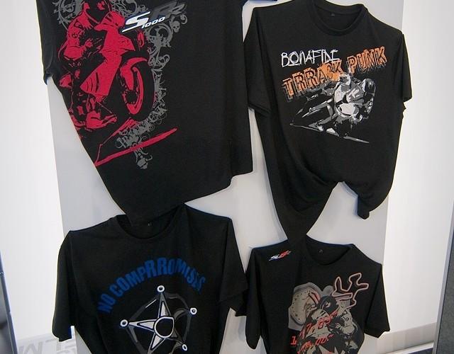 koszulki t shirt bmw stoisko