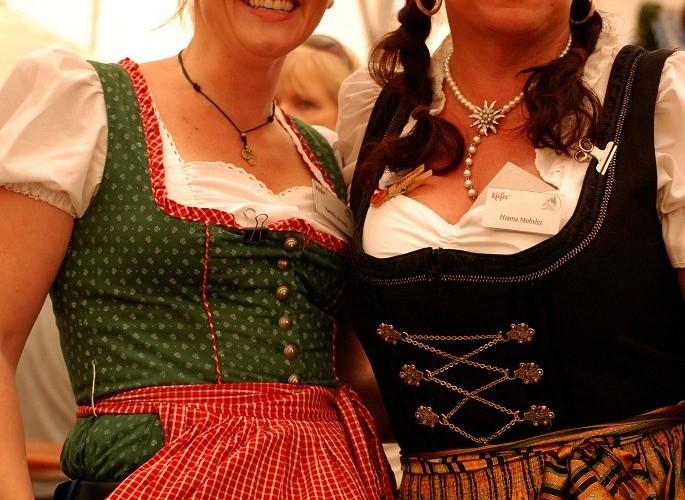Bawarskie kobiety