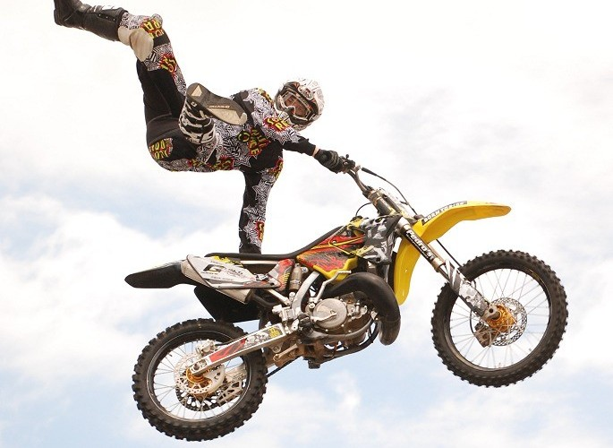 Double can FMX