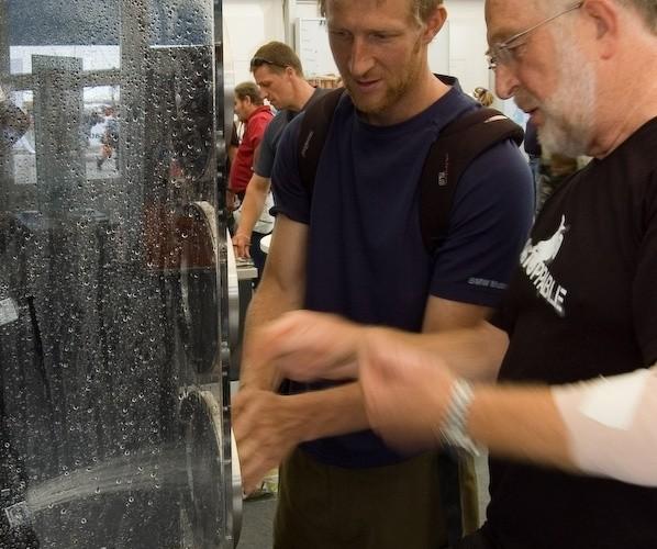 atlantis test wodoodpornosci skory ubrania motocyklowe