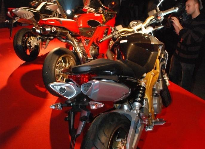 Corse Italia motocykle wzbudzaly nie male zainteresowanie