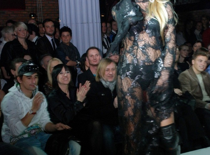 Corse italia pokaz mody