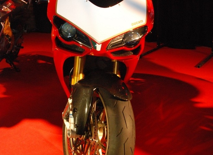 Ducati podczas Corse Italia