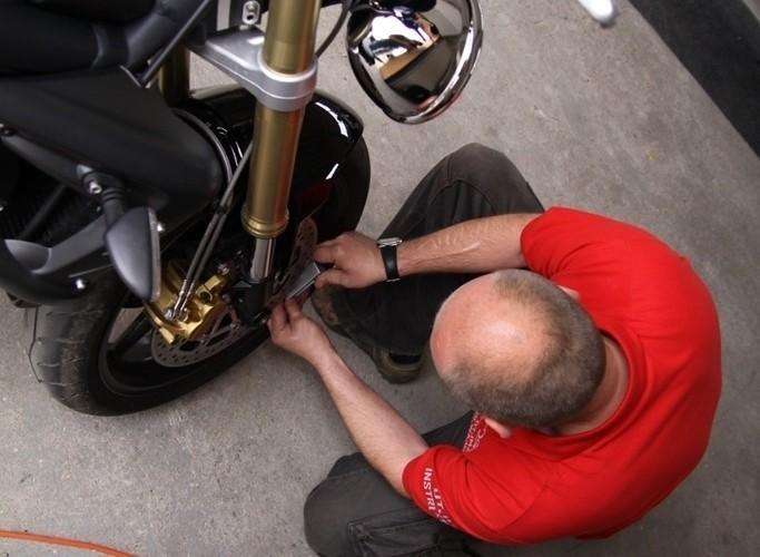 Dzien motocyklisty pomiar cisnienia