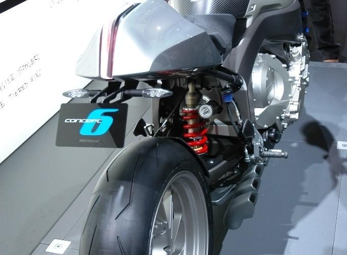 BMW Concept 6 Targi EICMA Mediolan 2009