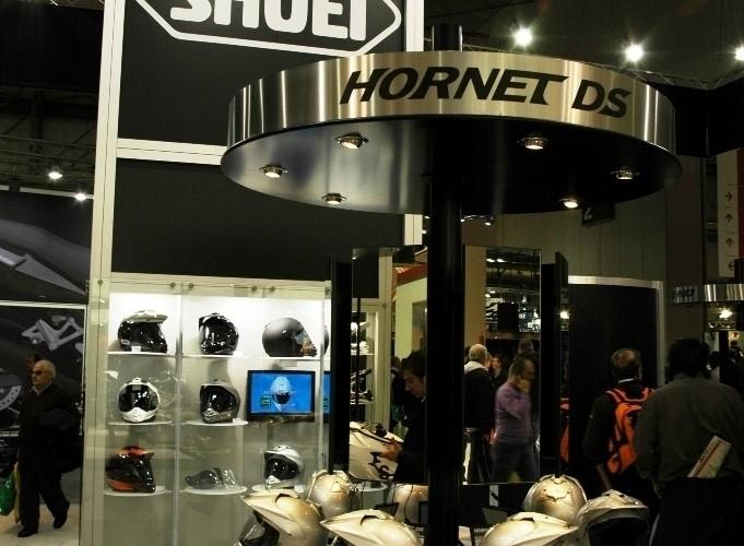 EICMA Milan 2009 Shoei