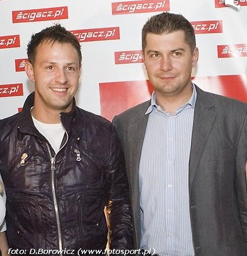 andrzej pawelec tomasz jaroslawski urodziny scigacz klub taboo 2009