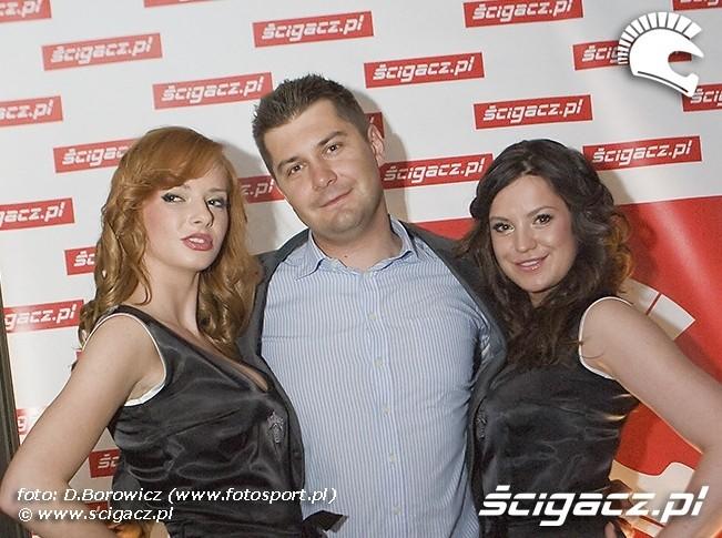 hostessy z tomkiem urodziny scigacz klub taboo 2009