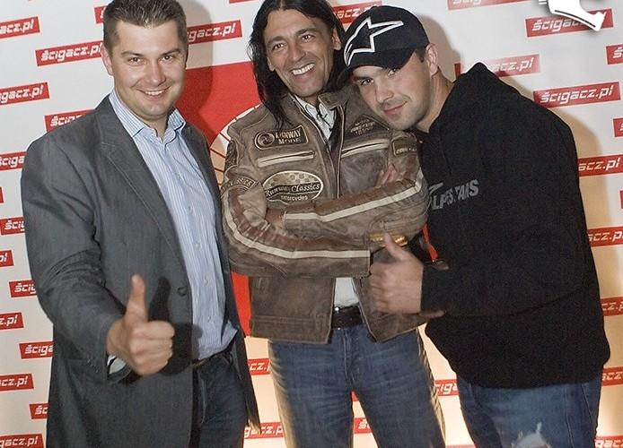 olek ostrowski raptowny alonzo urodziny 5 scigacz klub taboo 2009