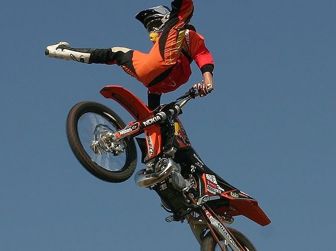 Freestyle Motocross Extrememoto Bemowo