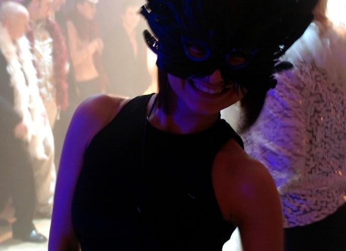 Gala Zipp Bal Maskowy