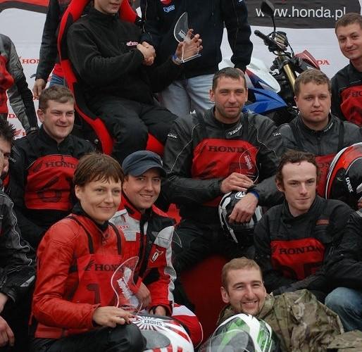 Gymkhana M1 uczestnicy