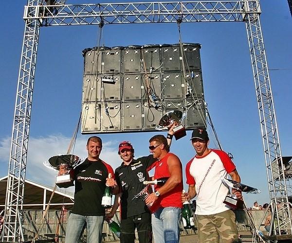 bike show millenium 2007 - european stuntshow championship winners