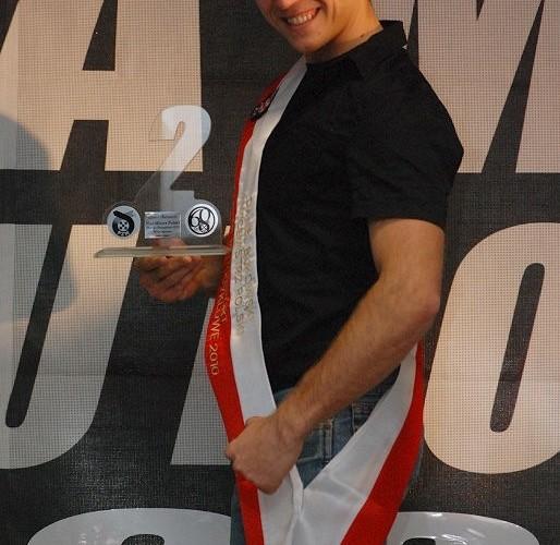 Daniel Bukowskii I Wicemistrz Polski Klasa Supersport
