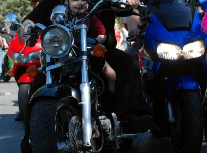 cdt przejazdzki motocyklowe pod centrum zdrowia dzieka