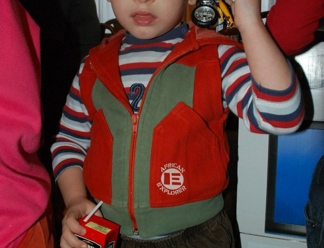 dziecko miniaturka BMW soczek Cappy