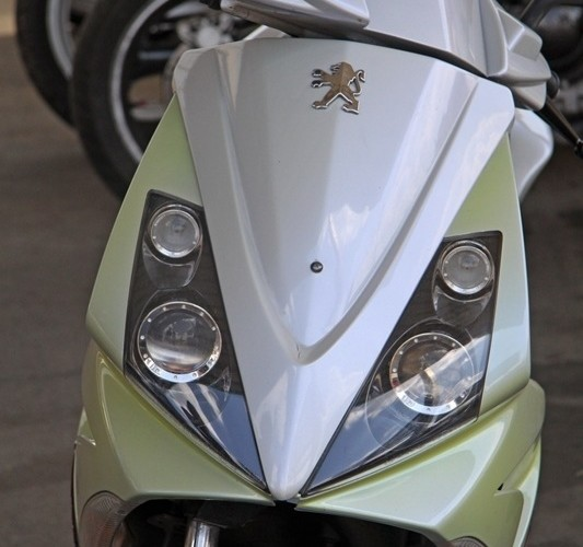 Motocyklowa Niedziela na BP Peugeot wroclaw