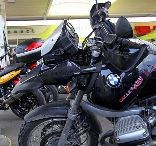 BMW R1150GS Motocyklowa Niedziela BP