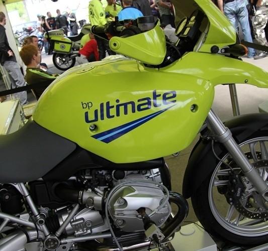 GS ultimate Motocyklowa Niedziela BP