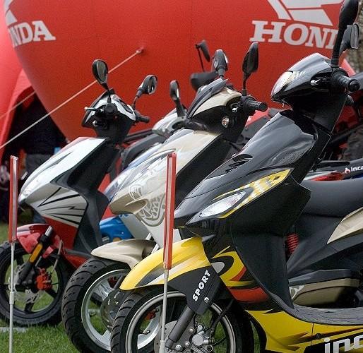inca i honda motoserce 2010 warszawa