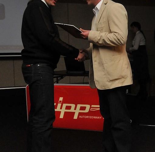 Ilex firma Zipp wyroznienie roku 2009