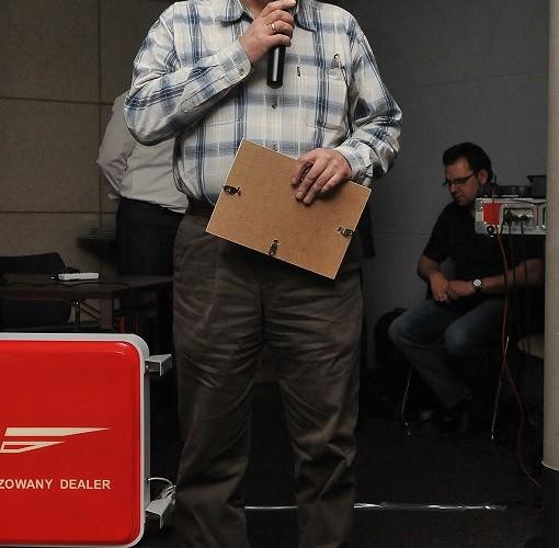 Konrad Czwordon nagroda Zipp za caloksztalt
