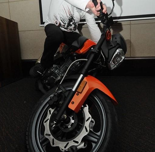 Marian motocykl Zipp