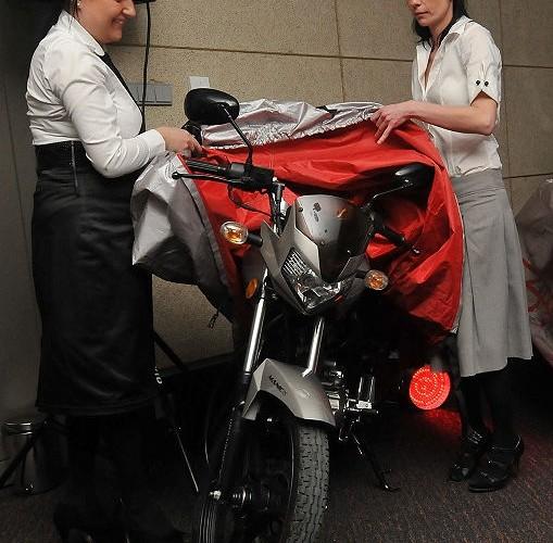 Prezentacja nowego modelu Motocykla Zipp
