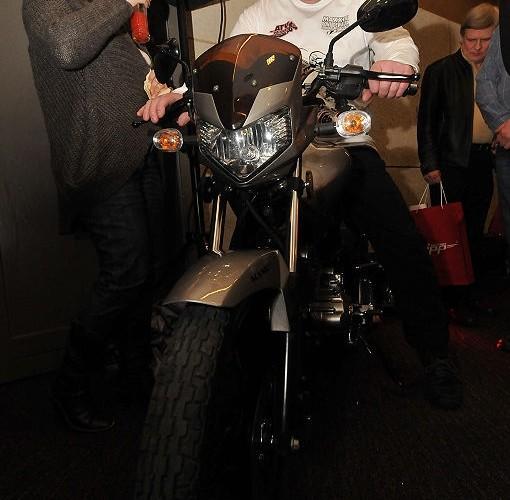 Przymiarki do nowych motocykli Zipp