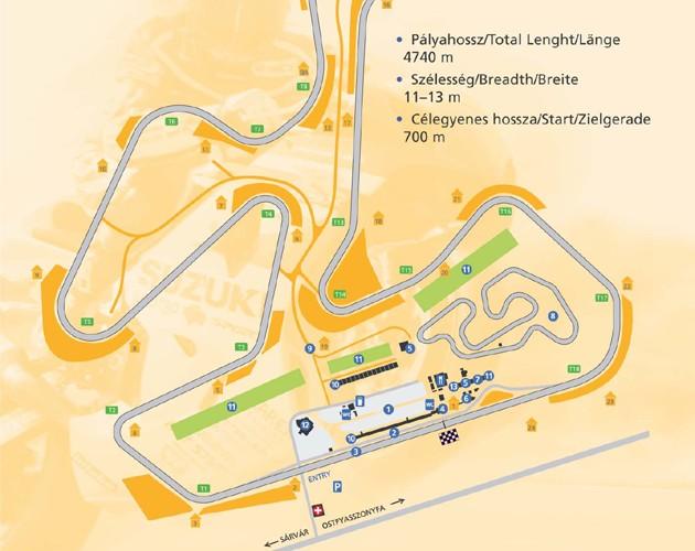 Pannonia Ring Plan