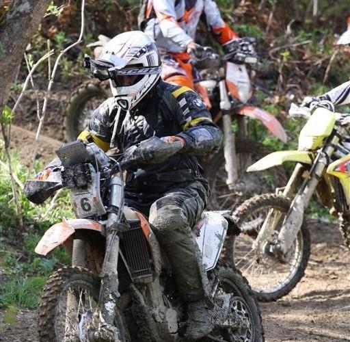 KTMy na Yamaha Ring Road Moto w Bieszczadach