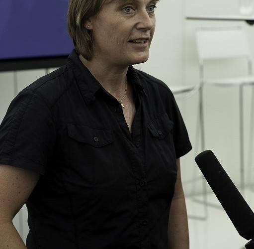 Jutta Kleinschmidt pierwsza kobieta ktora wygrala Dakar