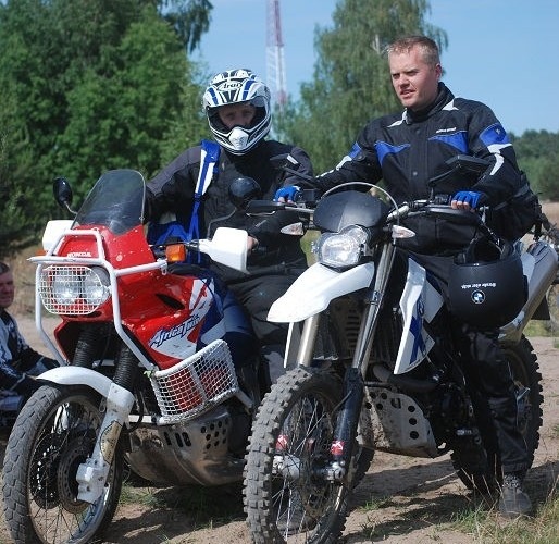 Africa Twin X Challenge