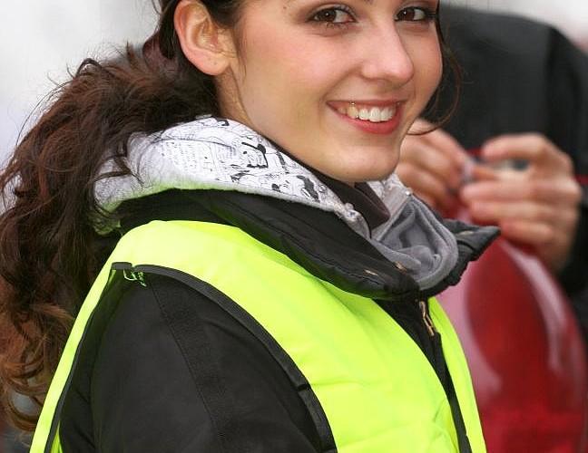 hostessa scigacz otwarcie sezonu czestochowa 2008