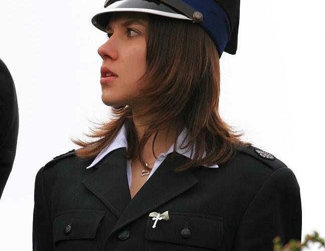laska w mundurze otwarcie sezonu czestochowa 2008