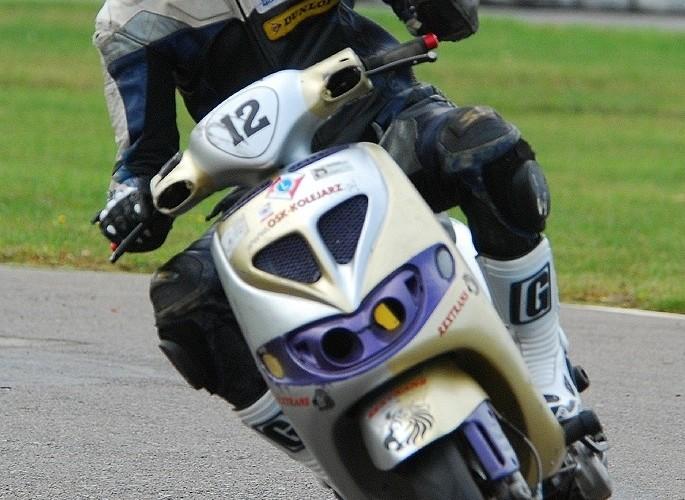 ISDM Scooter racing Berlin