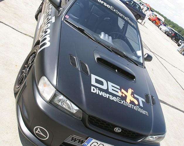 King of europe Subaru Impreza