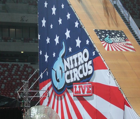 Nitro Circus 2013