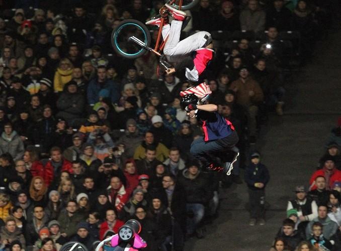 Nitro Circus Live 2013 Warsaw BMX