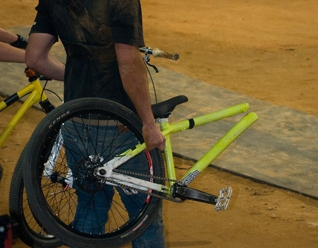 masters of dirt bmx show