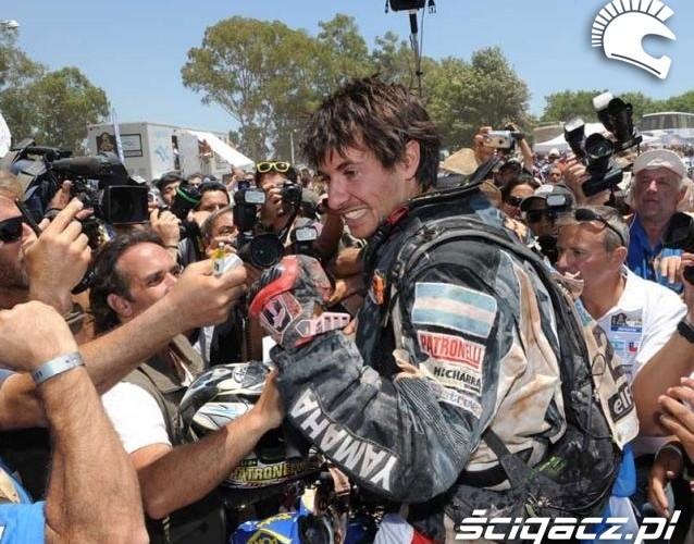 Alejandro Patronelli zwyciesca Dakaru 2011 klasyfikacji quadow