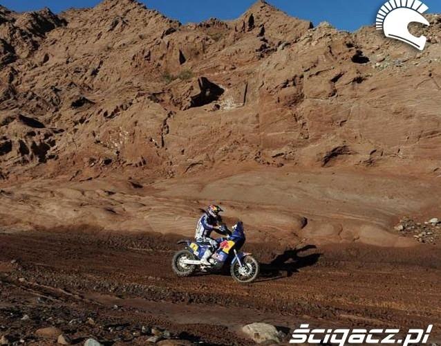Cyril Despres Rajd Dakar 2011 etap 11