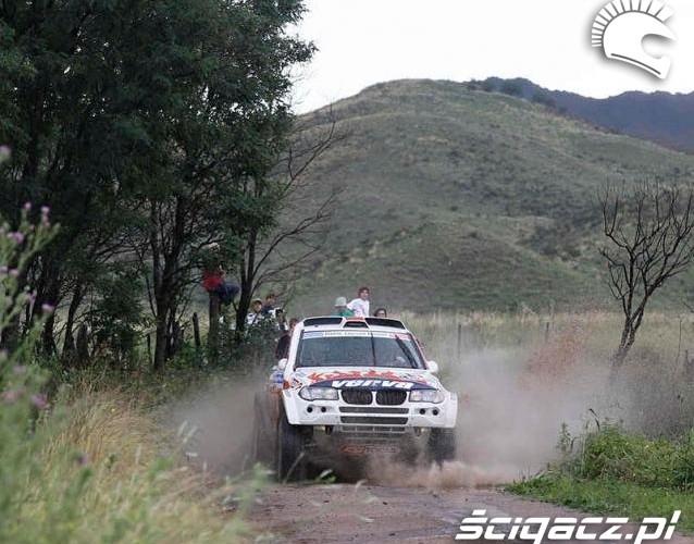 Dakar 2011 BMW X-Raid Orlen Team