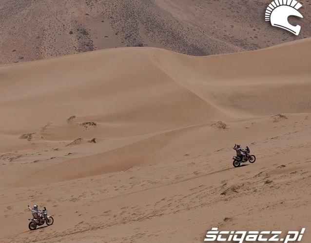 Despres i Lopez Dakar 2011 etap VIII