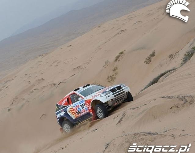 Holek Copiapo-Copiapo Dakar 2011