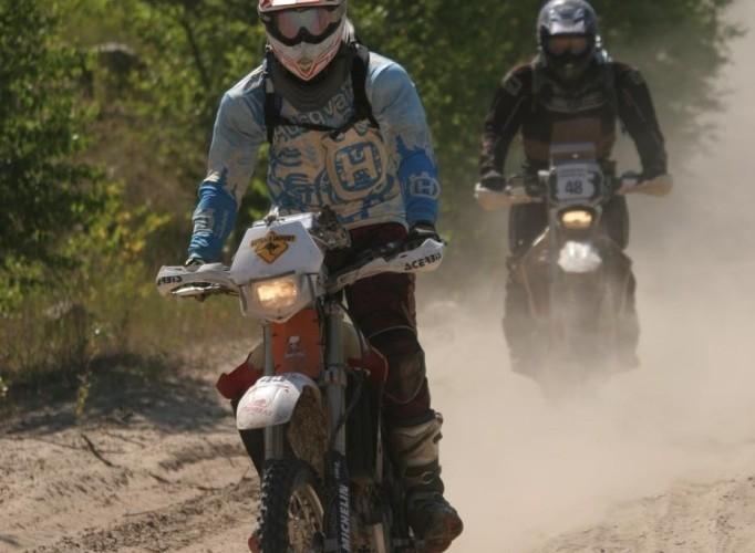 Drezno-Wroclaw 2010 motocyklisci