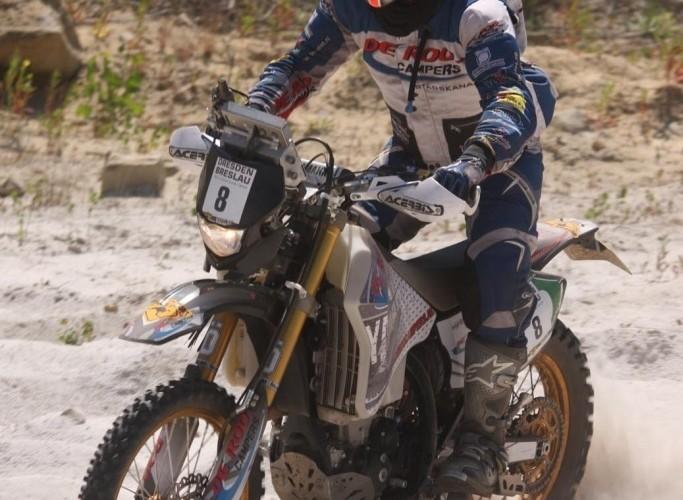 Drezno wroclaw 2010 motocyklista