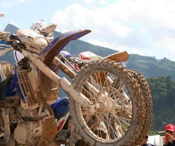 belki dwa motocykle